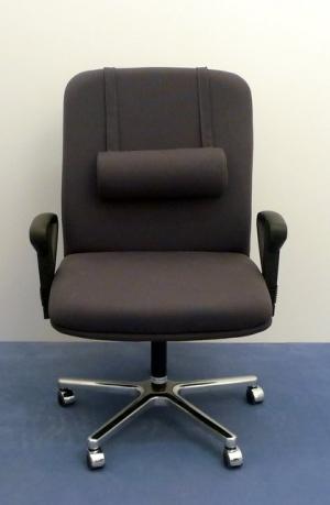 Chaise de bureau XXXL BELFORT I vue de face