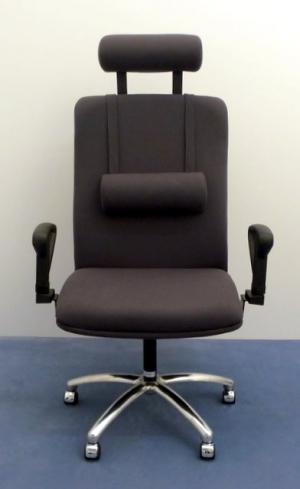 Chaise de bureau XXXL BELFORT III vue de face n° 1