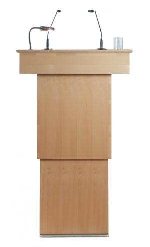 Pupitre de conférence STRASSBURG PLUS 02