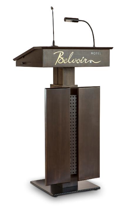 pupitre de conf rence nizza plus. Black Bedroom Furniture Sets. Home Design Ideas