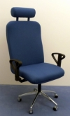 Chaise de bureau XXXL BELFORT III vue de face n° 2