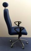Chaise de bureau XXXL BELFORT III vue de côté n° 2