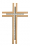 Crucifix correspondant au pupitre